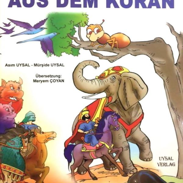 Geschichten Aus Dem Koran